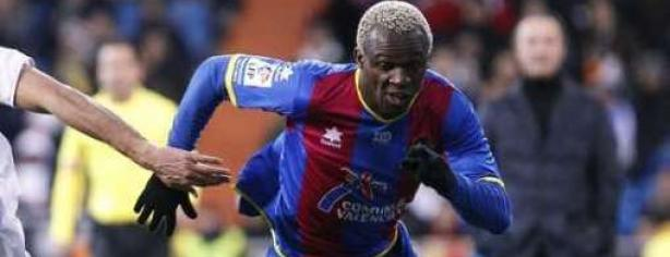 Aruna Kone recovered as a player in the ranks of the Levante.