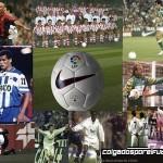 La Liga 1996/97: Liga Sterne