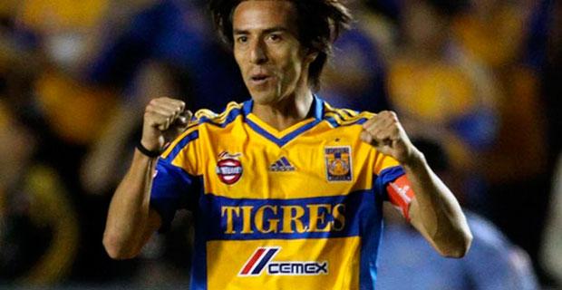 Lucas Lobos el argentino de Tigres acaba de nacionalizarse mexicano y suena para la selección.