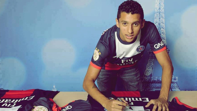 Marquinhos signed this summer by PSG payment of 32 millions of euros.