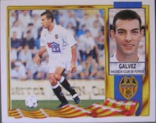 La mejor temporada de Pepe Gálvez fue la 1995/96.