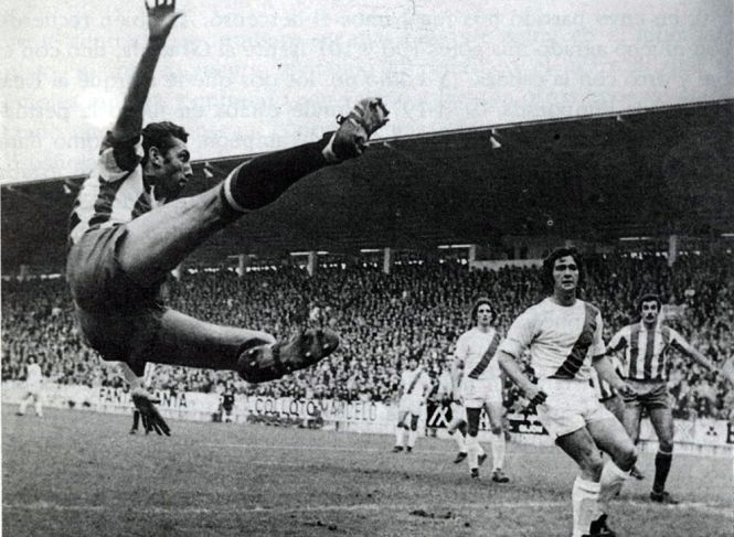 Shota Arveladze no consiguió triunfar en el Levante UD