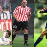 Football 90's: Roberto Rios, Rafa Alkorta and Abelardo