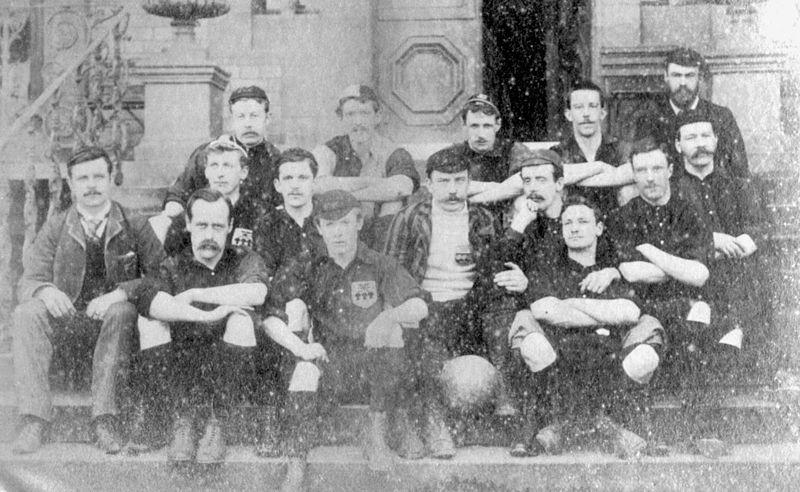 El club más viejo del mundo está en Sheffield.