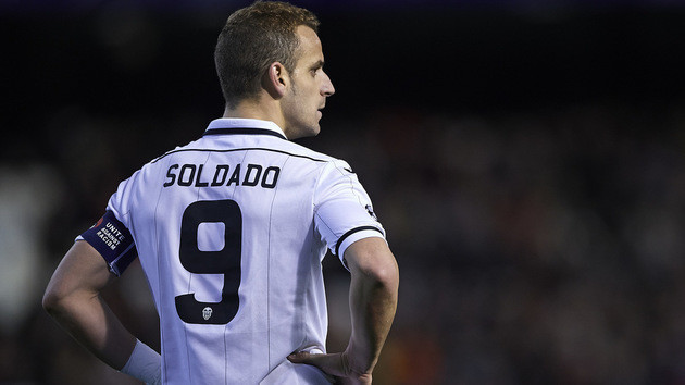 Soldier decided to leave Valencia in the absence of a serious project in the club.