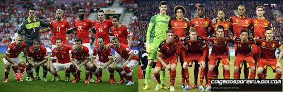 Switzerland and Belgium: teams of the future