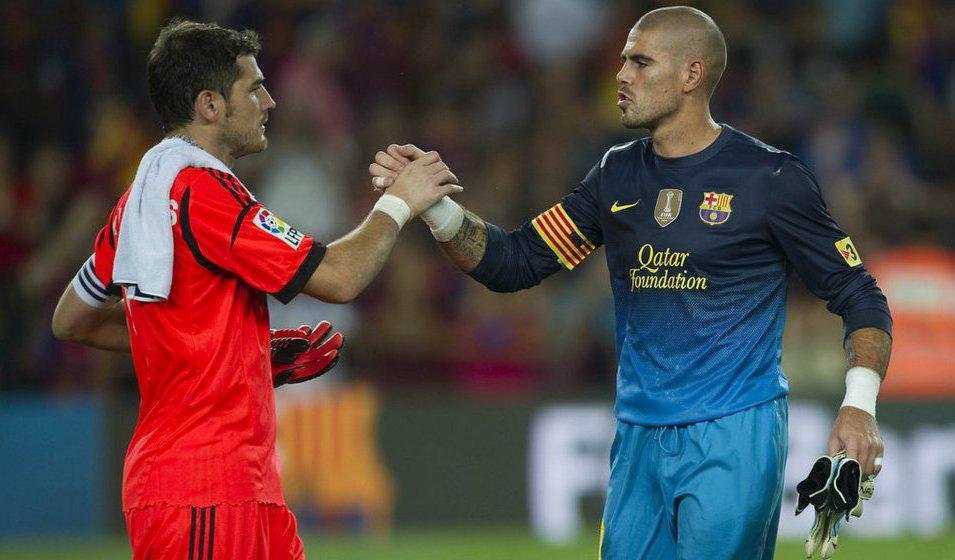 Casillas o Valdés, ¿quién es mejor portero?