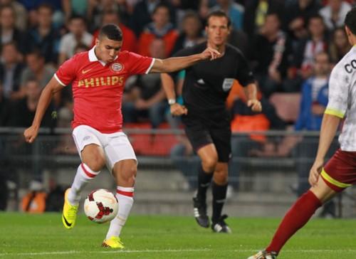 Zakaria Bakkali  es la nueva perla belga del PSV Eindhoven.