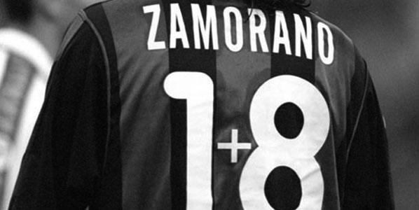 Zamorano 1+8 anécdotas en la historia del fútbol