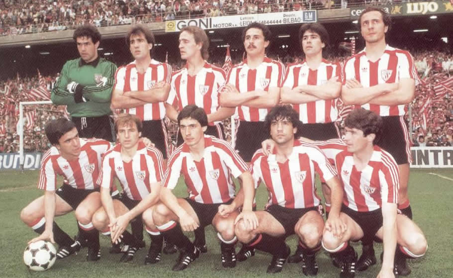 This team won the league in 1984 Javi hand Clemente.