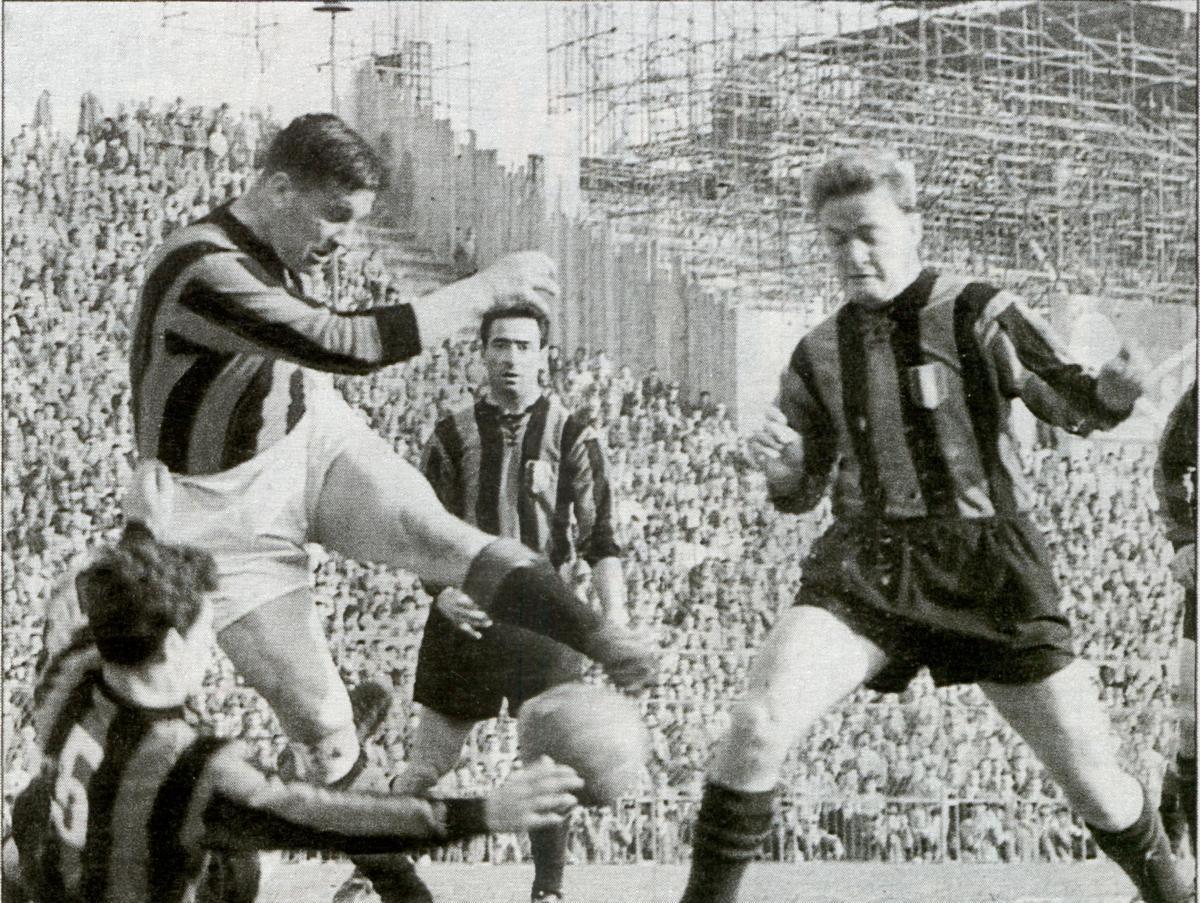 Gunnar Nordahl, el mejor jugador sueco de la historia