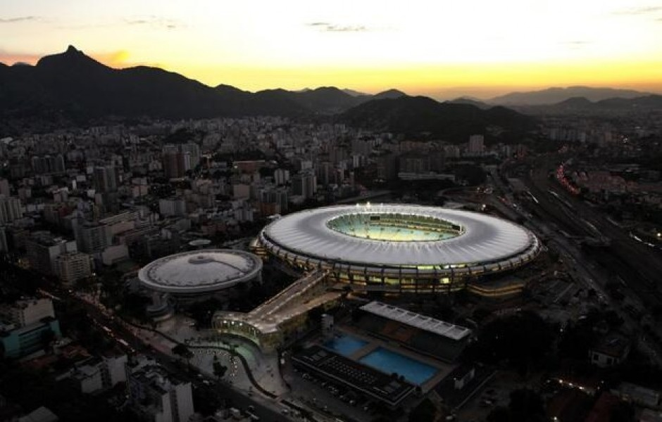 The biggest football stadiums in the world
