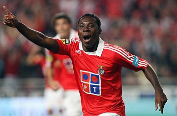 Freddy Adu no triunfó en las filas del Benfica