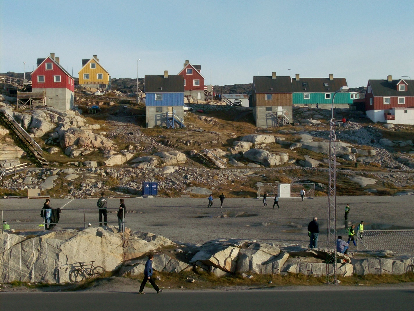 Football in Greenland: the league, selecting and major players