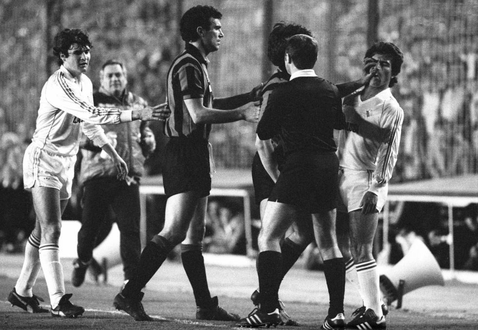 Night of the 5-1 all it paid to Inter. Camacho and Juanito were in their sauce.