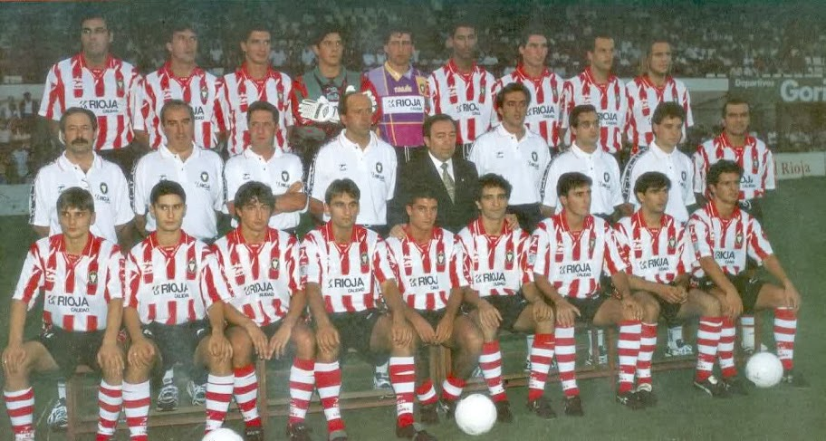 Logroñés 1996/97 League of stars
