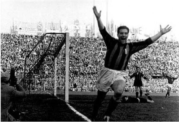 Nordalh tiene el mejor promedio goleador de la Serie A.