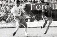 Juan Antonio Pizzi y Pier, dos delanteros clásicos de los 90