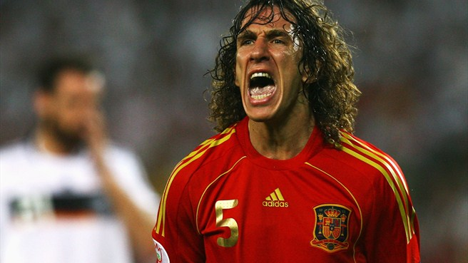 Puyol may be among the 10 best center in history.