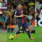 ¿Quién es el mejor jugador del mundo en 2013?