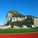 Spain-Gibraltar rivalry in football