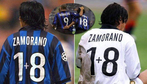 Ivan Zamorano 1+8 Anekdoten aus der Geschichte des Fußballs