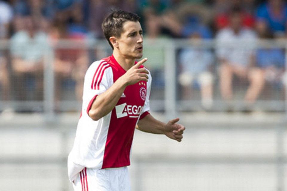 Bojan intenta levantar su carrera en el Ajax.