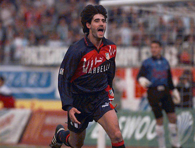 Was José Luis Caminero one of the best players in the 90's.
