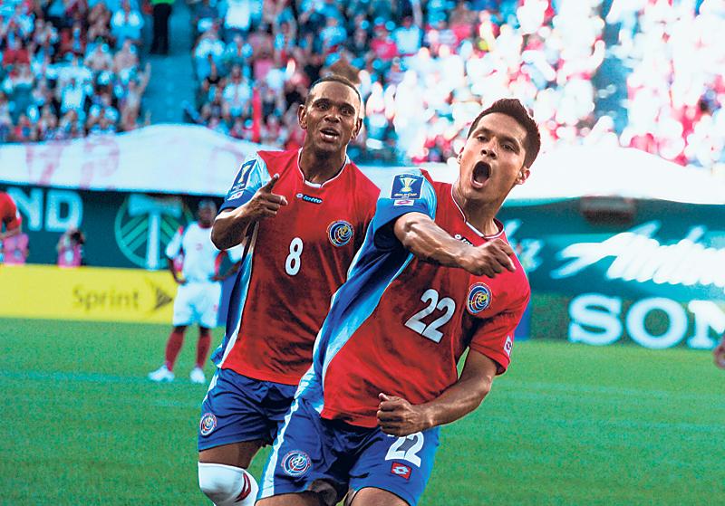 Costa Rica ya está en el Mundial de Brasil 2014.