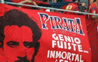 """Luis """"Pirata"""" Fuentes será siempre una leyenda entre los aficionados mexicanos."""