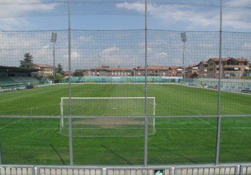 Sassuolo field has the capacity and welcomes 4.000 viewers.