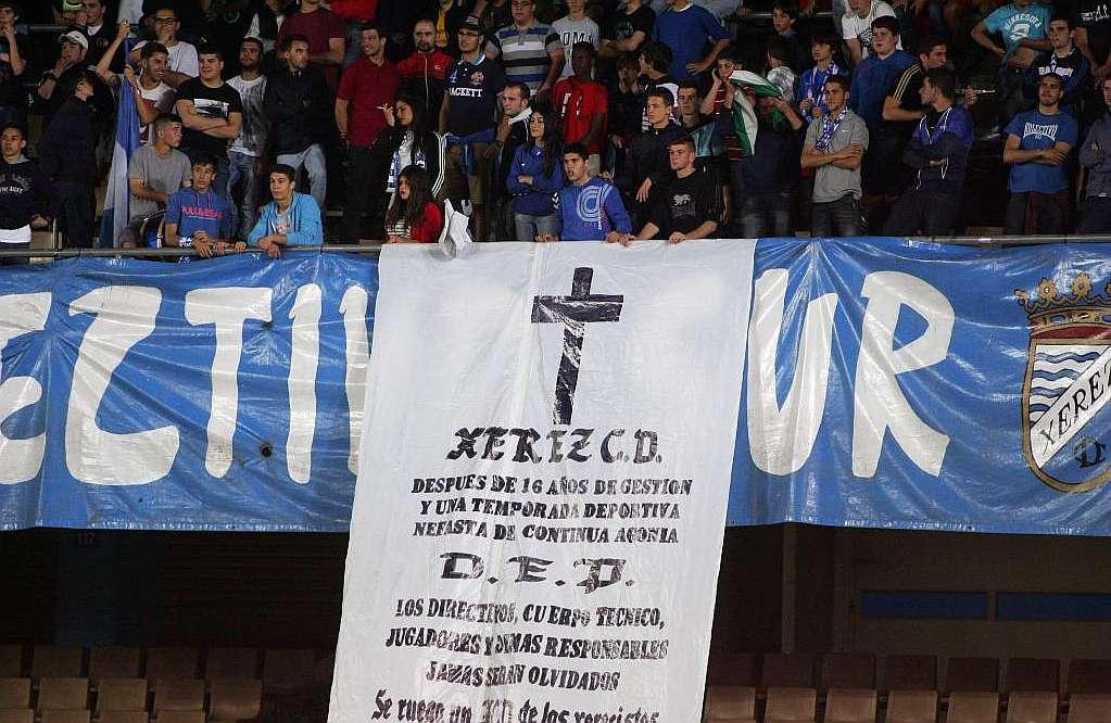 The fans of Xerez CD have created Xerez Deportivo FC.