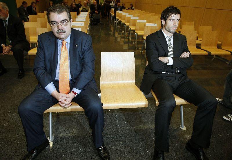 Albelda denunció al Valencia en su día.