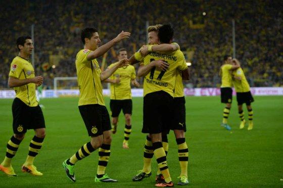 El Borussia está imparable en Alemania.