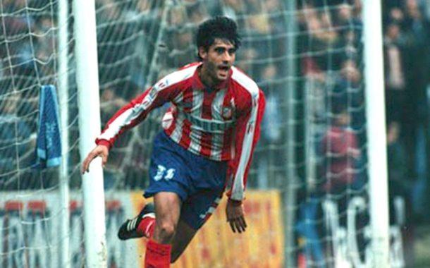 Football 90's: José Luis Caminero
