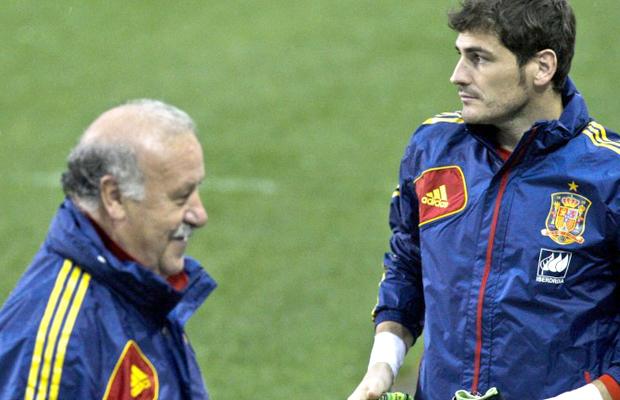 Del Bosque ha defendido a algunos jugadores a pesar de estar lejos de su mejor versión.