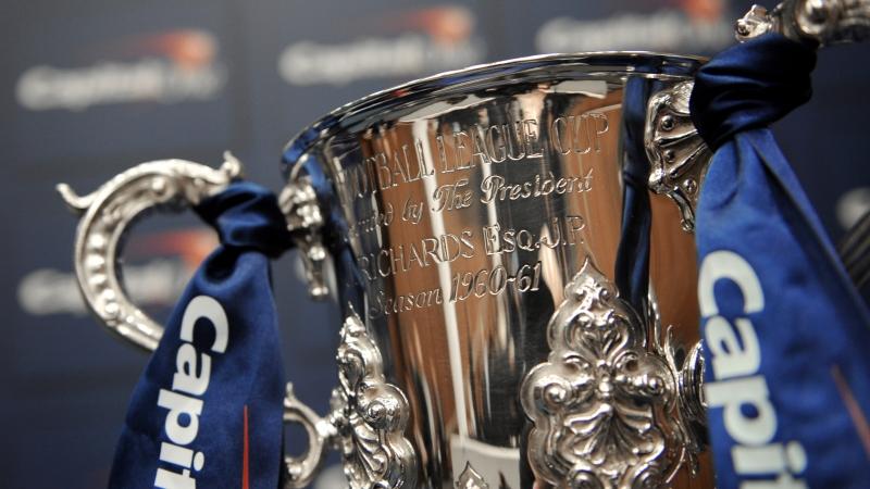 League Cup originates 1960.