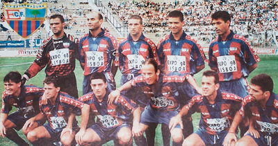Extremadura played two seasons in the First Division in the 90.