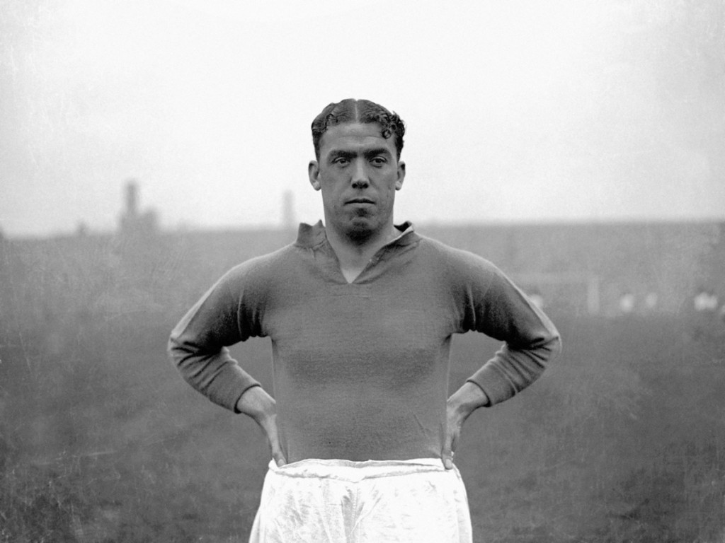 Dixie Dean was never expelled.