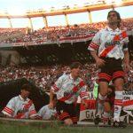 """Enzo Francescoli, el """"Príncipe"""" del fútbol"""