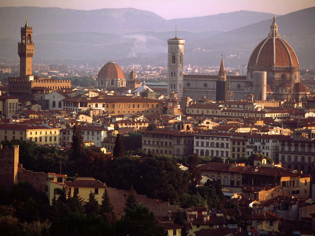 World cycling tour of Florence