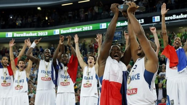 Eurobasket 2013: France champion and bronze hangs Spain
