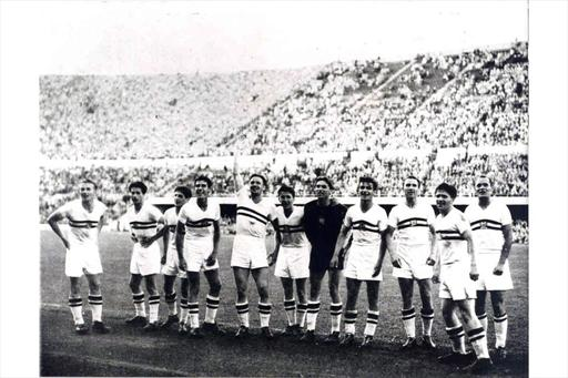 El Equipo de Oro barrió en los Juegos de Helsinki 52.