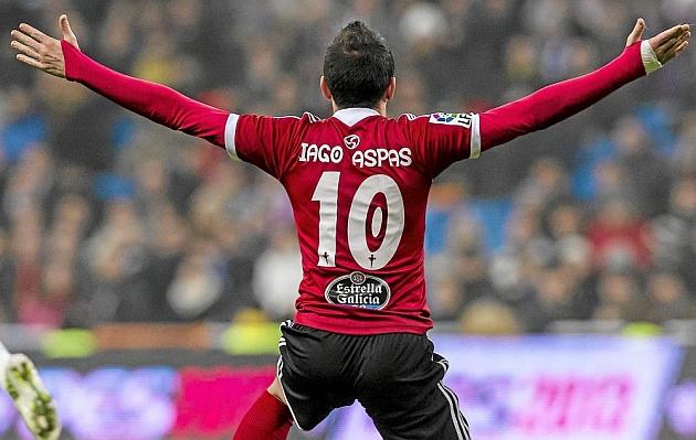 Iago Aspas is now in Liverpool.