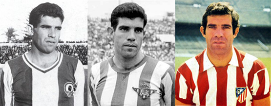 The resemblance Luis Aragones is reasonable with Diego Costa.