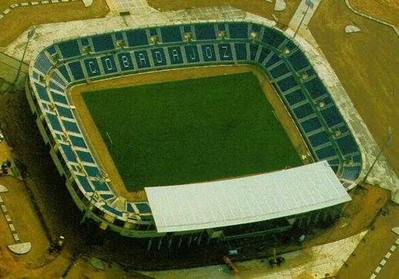 El Nuevo Vivero, luxury stadium in Third Division.