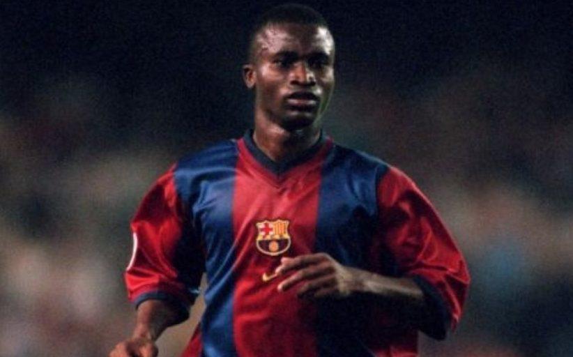 Großer pufos der spanischen Liga: Samuel Okunowo
