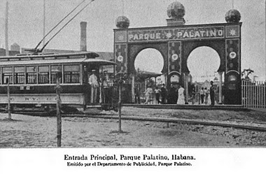 En el campo de Palatino se jugó en 1911 el primer partido de fútbol en Cuba.
