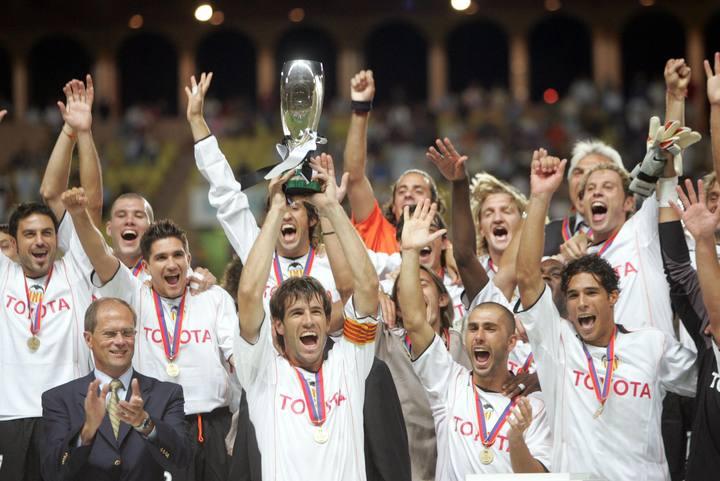 El Valencia de los italianos tuvo un mal final.