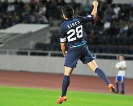 Xisco Muñoz destaca en la Liga de Georgia.